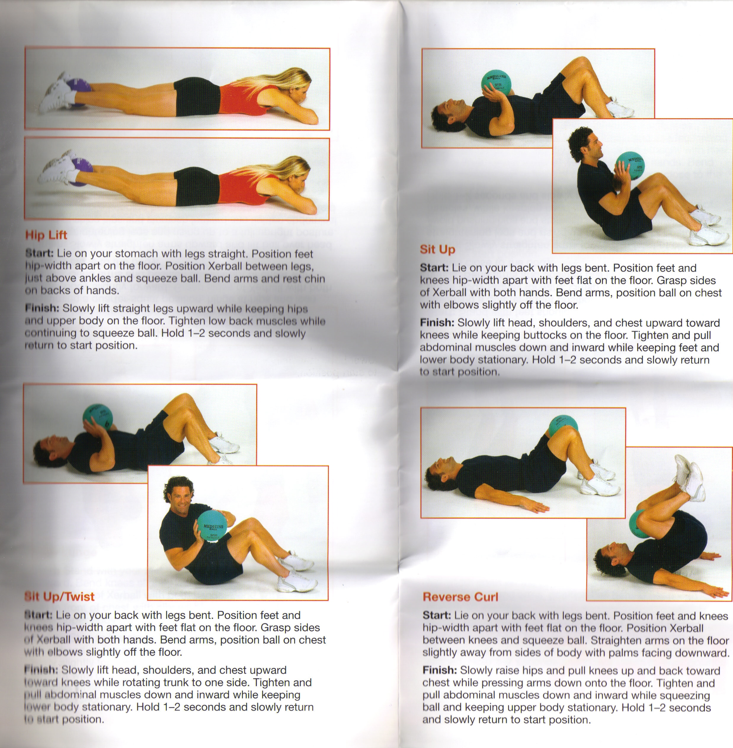 Medicine ball exercises 101 fit tip daily