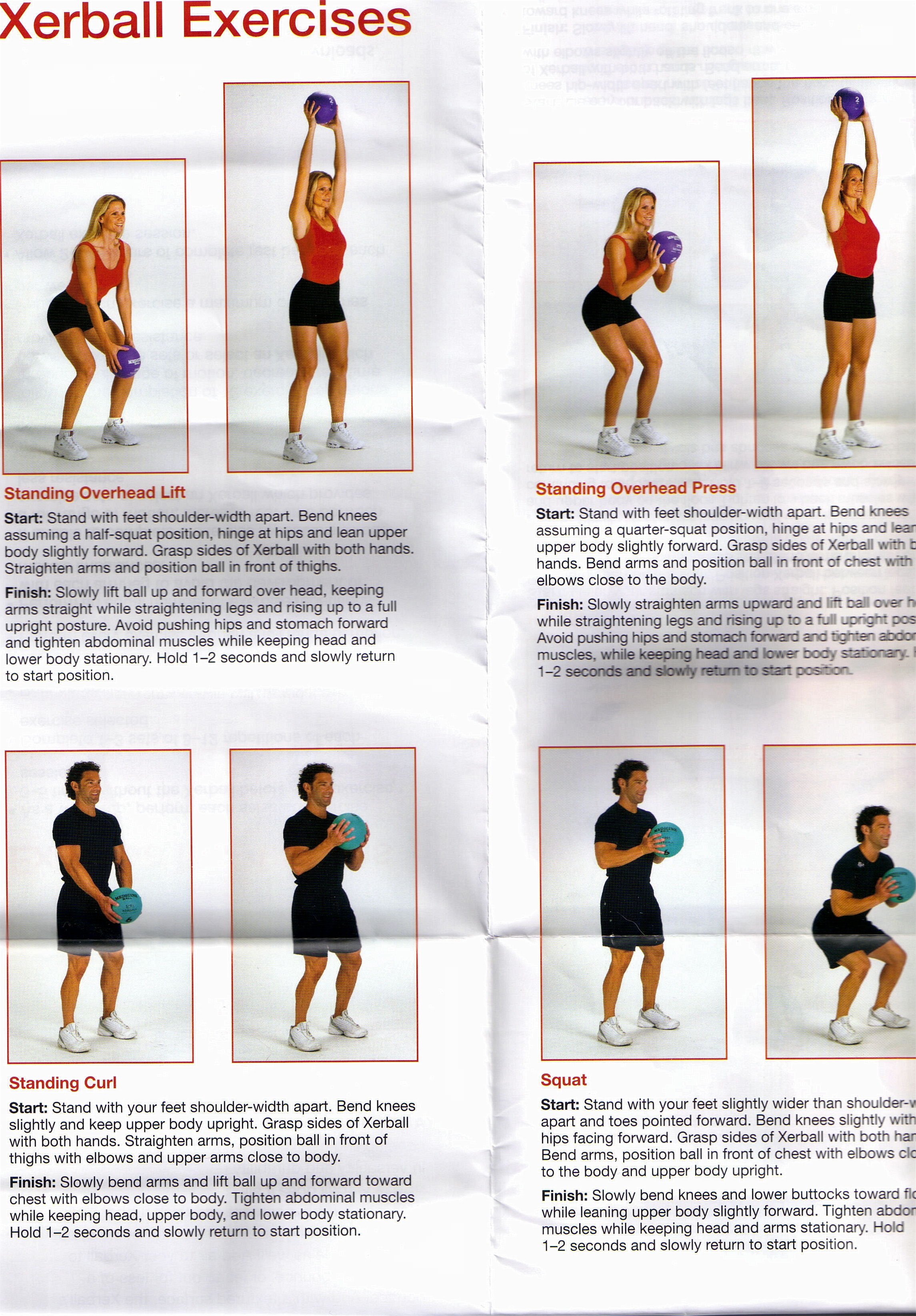 Medicine Ball Workout The