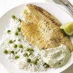 Get Your Week Back on the Weight Loss Track – Tilapia Masala With Rice