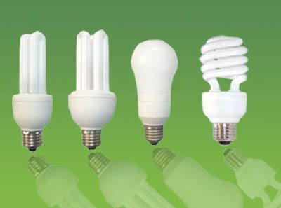 energy saving light bulbs and body fat