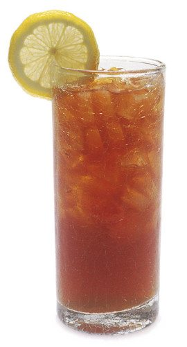 calories in sweet tea