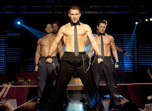 magic mike 6 pack