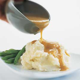 low fat gravy