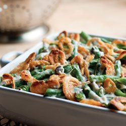low fat green bean casserole
