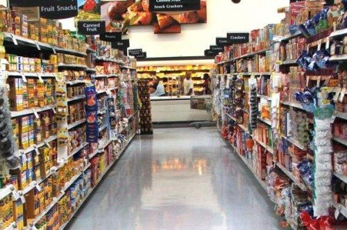 why you shouldn't go to the grocery store hungry