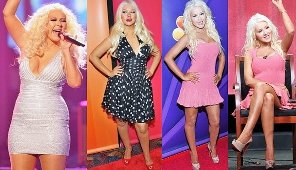 Christina Aguilera Weight Loss 2013 Diet