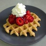 Paleo Waffles – Low Carb and Gluten Free