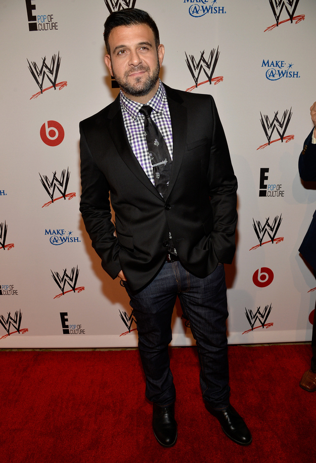 Adam Richman's Weight Loss - Man Vs. Fat