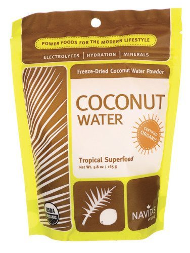 powdered coconut water
