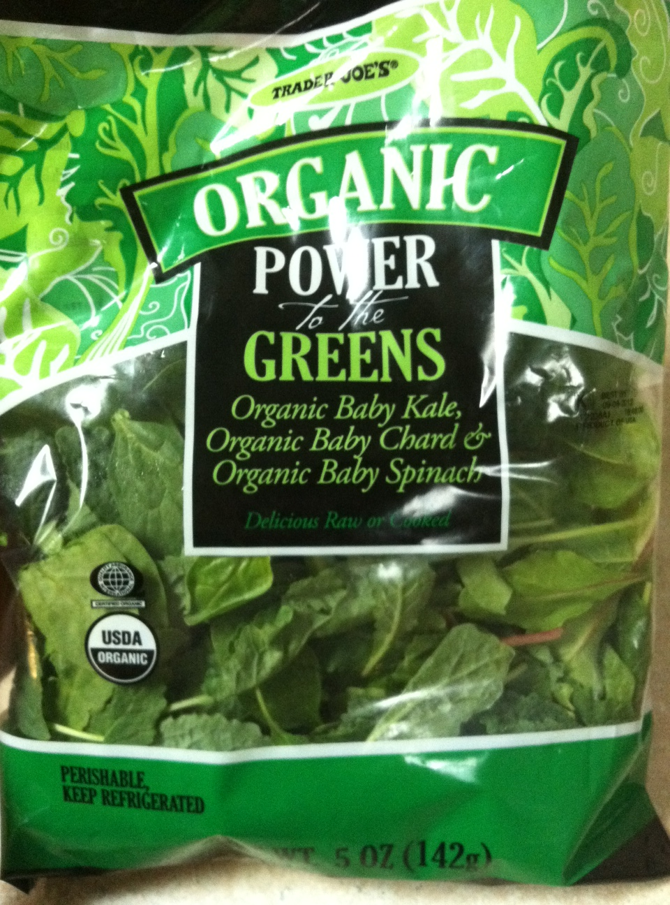 Greens power
