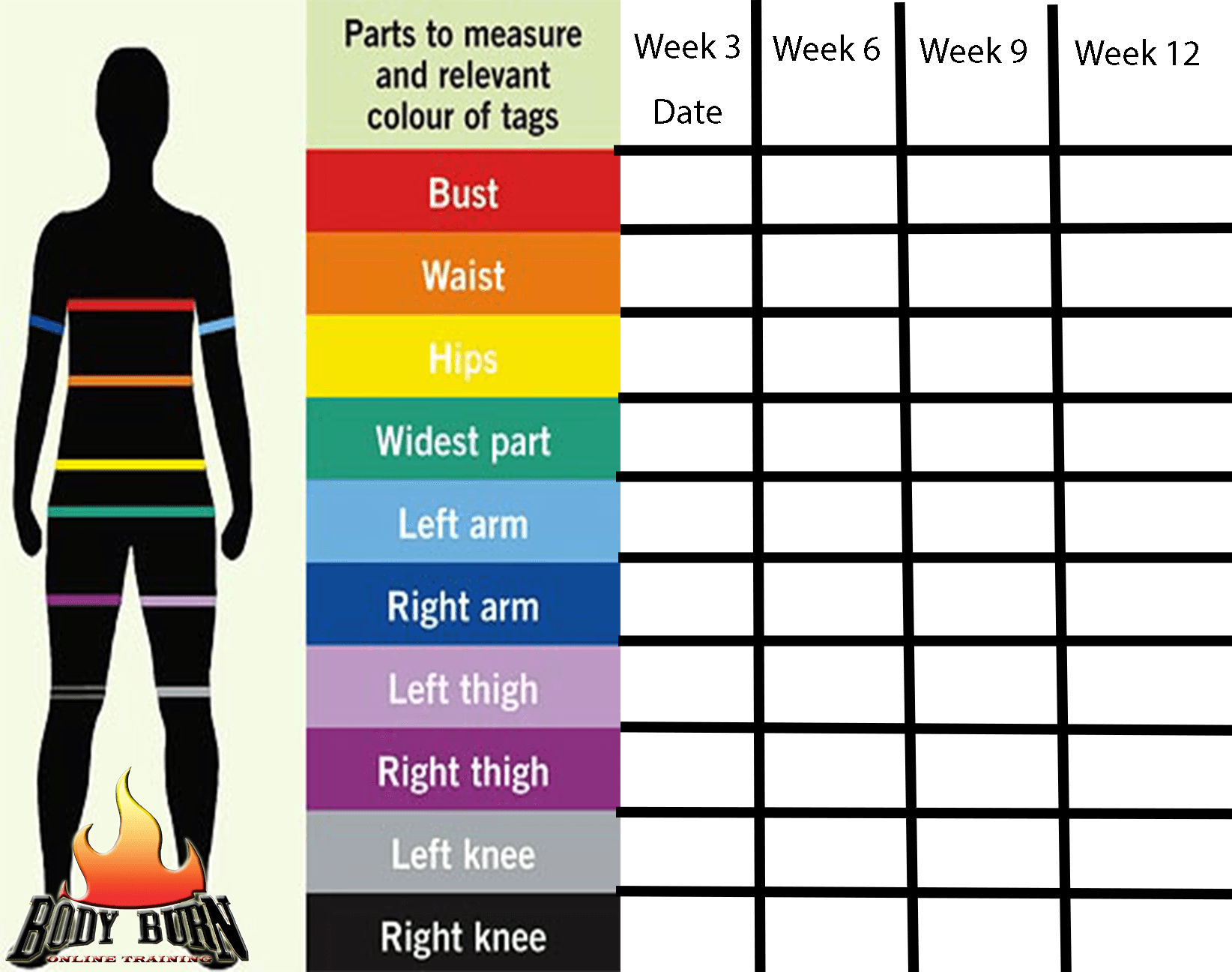 Starting off the right way how do you measure up fit tip daily how to do body measurements nvjuhfo Choice Image