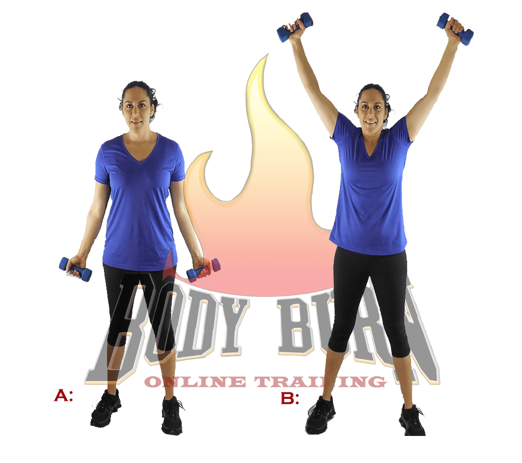 30 Minute Fat Burning Workout Routine - Fit Tip Daily