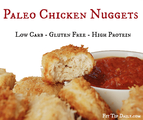 Low Carb Recipe Monday ÔÇô Paleo Chicken Nuggets and more...
