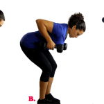Exercise of the Week – Bent Over Row With Tricep Extension