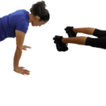 Exercise of the Week – Badass Pushup With Shoulder Tap