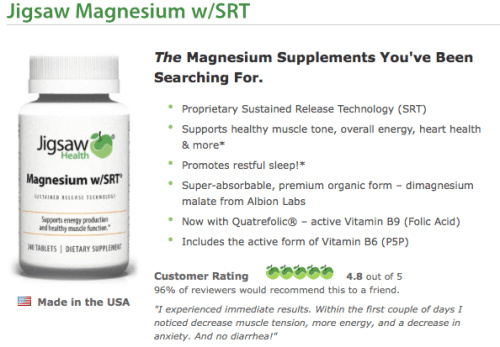 the best magnesium