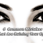 ruining your eyes