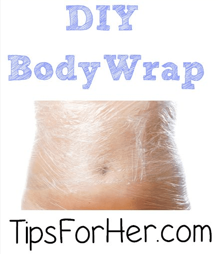 how to make own body wrap