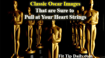 Most memorable oscar images