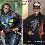 missy elliott graves' disease