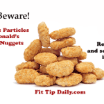 McDonalds recalled chicken nuggets