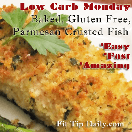 low carb recipe moday baked fish with gluten free