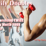 working out twice a day to lose weight