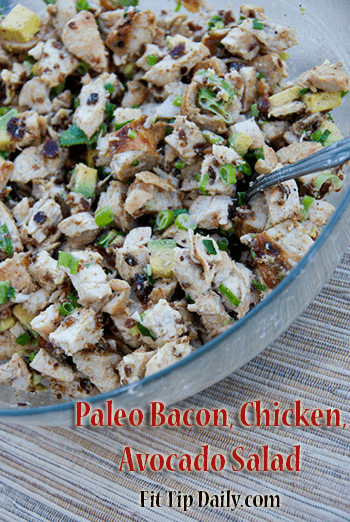 paleo bacon recipes