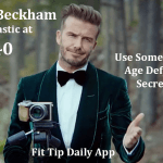 David Beckham turns 40