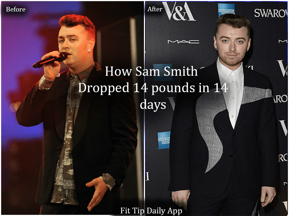 Sam Smith's Weight Loss – How Sam Smith Drop 14 Pounds in 14 days