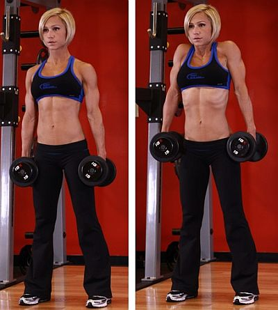 5 Exercises to Get Sexy Shoulders