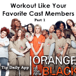 orange is the new black workout