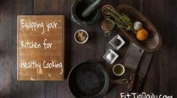 tools for healthy cooking
