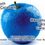 macronutrients verses calories