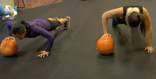 fall exercise