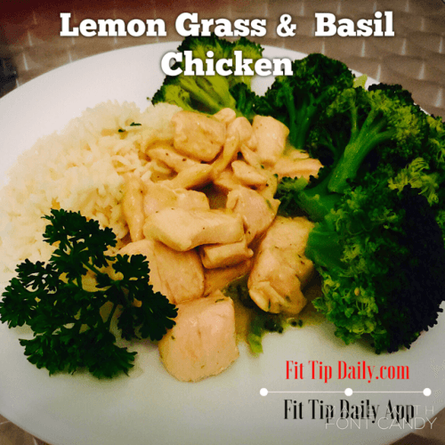 recipe for lemongrass chicken