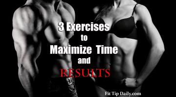 top 3 exercises