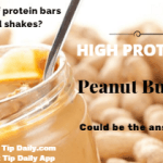 fortified peanut butter