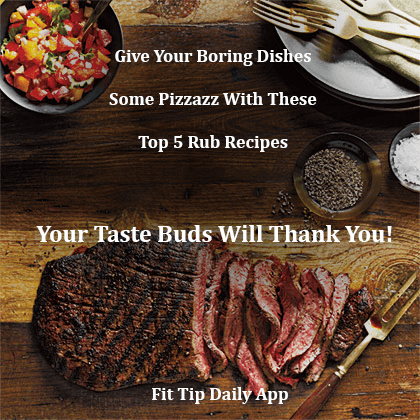 holiday rub recipes