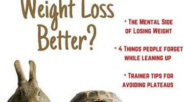 Slow and Steady Weight Loss for Lasting Results