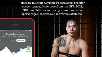 Omegawave: Advanced Biometrics for Better Fitness