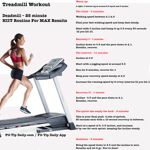 running treadmill good weight loss