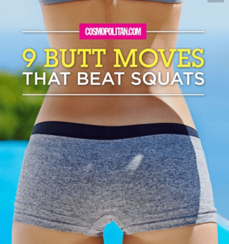 best butt exercises