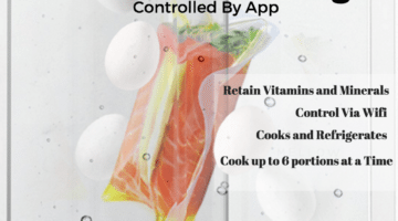 Cook Your Food To Perfection Via App – Mello – Sous Vide