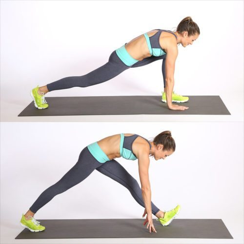 active stretches