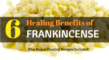 Natural Health Hack – Benefits of Frankincense Essential Oil