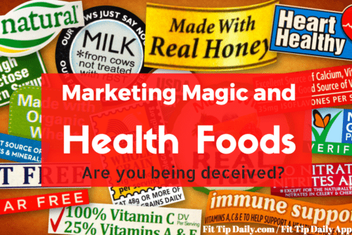 marketing magic and health food