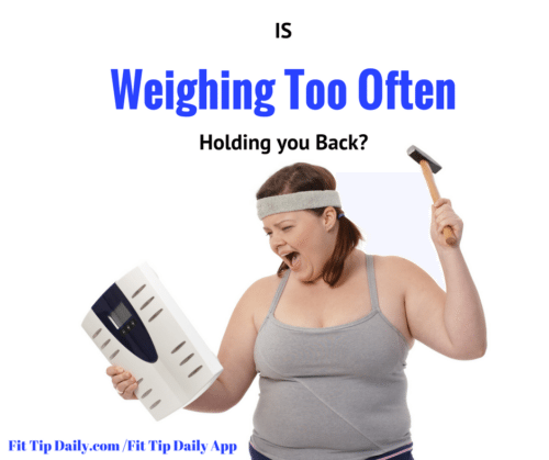 weight loss and the scale