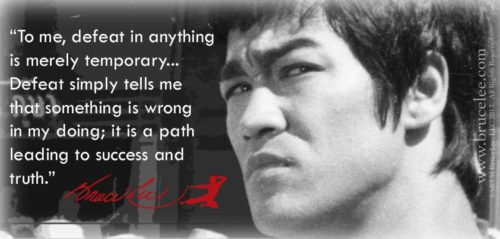 bruce lee fitness