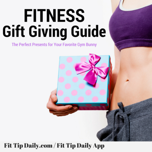 fitness gift giving guide